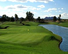 Silverbell Golf Course - Tucson, Arizona - At 6,800 yards from the championship tees the long hitters can take advantage of the ample fairways and generous greens!