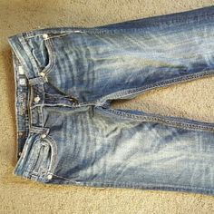 Miss Me Jeans Worn once. Wrong size for me. Miss Me Jeans Boot Cut