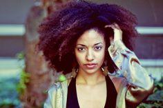 The Good Hair Blog: Captured Curls: Juliana natural hair 4a