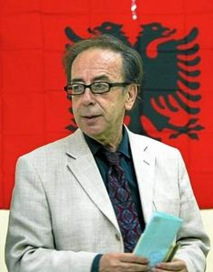 Ismail Kadare, Albanian author.Ismail Kadare (born 28 January 1936  Gjirokastër,Albania) is a best-selling Albanian writer. He is known for his novels, although he was first noticed for his poetry collections. He has been a leading literary figure in his own country since the 1960s. In the 1960s he focused on short stories until the publication of his first novel, The General of the Dead Army. His works have been published in about thirty languages.
