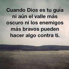 Con Dios todo se puede!