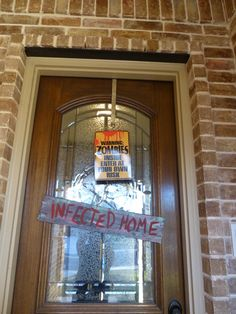 AMC The Walking Dead, Zombie Apocalypse Birthday Party Ideas | Photo 1 of 30 | Catch My Party