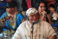 FOTOS - Escadaria do Passo e Dia do Samba - Geronimo Santana e Banda Mont´Serrat - Salvador-Bahia-Brasil) 02-12-2014