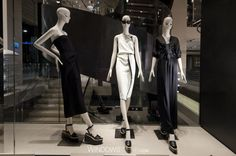 Max Mara, Milan, featuring the Aloof Collection