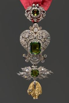 Jewel of the Order of the Golden Fleece, around 1870-1890.