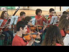Orquestra Geração do AE da Boa Água no Concerto de Ano Novo da Freguesia...