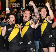 We are into the Grand Final 2017 after beating GWS