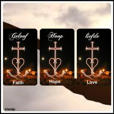 Geloof,hoop,liefde