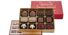 Our Christmas Chocolates available to buy online http://www.lickthespoon.co.uk/christmas-chocolates-2/