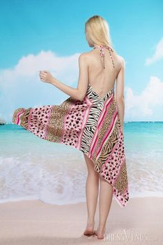 Cover-up, Swimwear , $34.99, Sexy Wild Beach Cover-up