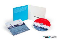 CD fabricado para a Accenture. #cd #accenture