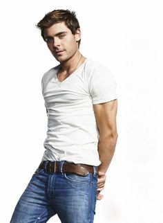 I love jeans and a white t-shirt!!! | KWT - Killer White T ...