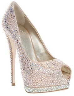Diamanté Pumps £1009