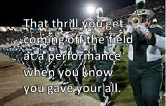 I can proudly say I remember this feeling... too bad I can't experience it again, band isn't stressed in Montana :/
