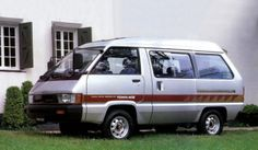 Toyota TownAce Wagon (R20/R30) '11.1982–08.1985
