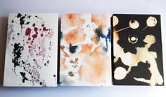 Book design series by Erin Rimmer