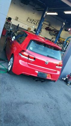 Golf R revive polish