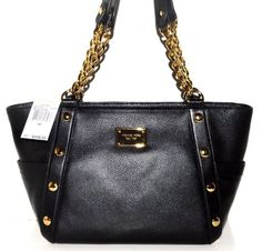 1355206d151f Michael kors Delancy leather shoulder tote bag new Brand new with tags on  dimensions 16.5 Wide