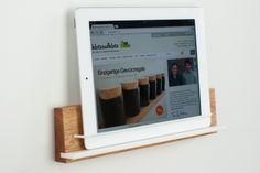 Wandhalterung iPad   www.klotzaufklotz.de