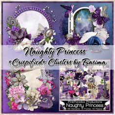 Naughty Princess Clusters 2