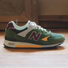 "New Balance Spring/Summer 2015 577 ""Made in England"""
