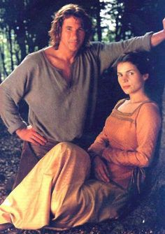 Richard Gere and Julia Ormond in First Knight Julia Ormond, Movie Blog, Movie Stars, Movie Tv, First Ladies, Camelot Movie, Film Romance, Roi Arthur, King Arthur