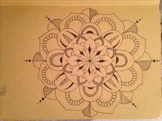 #drawing #mandala #selfmade #art #artistic #black