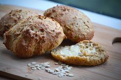 Bread Baking, Lchf, Muffin, Brunch, Yummy Food, My Favorite Things, Cooking, Breakfast, Recipes