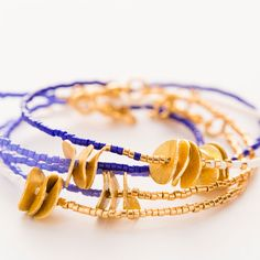 Seed bead friendship bracelet kit