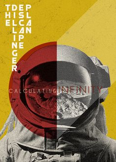 The Dillinger Escape Plan / Calculating Infinity poster on Behance