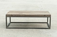 Mason's Coffee Table coffee table 50x30x17 by brandmojointeriors