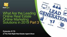 We continue our discussion on the top real estate CRM's in the market in 2019 including AgentFire, Curaytor, Placester, Easy Agent Pro, and kvCORE. Online Marketing Companies, Facebook Marketing, Real Estate Marketing, Internet Marketing, Online Real Estate, Real Estate Leads, Real Estate Tips, About Me Blog, Top