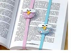 señaladores de libros CON ELASTICO - Buscar con Google