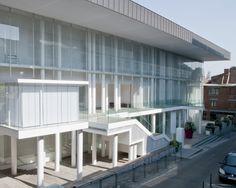 Le BAM, Beaux-Arts de Mons, est un musée à (re)découvrir et un espace de création culturelle où se succèdent les événements... © Beaux Arts Mons