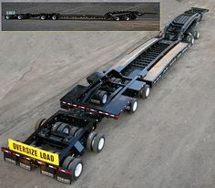 Heavy Duty Trucks, Big Rig Trucks, Heavy Truck, Cool Trucks, Heavy Construction Equipment, Heavy Equipment, Custom Big Rigs, Custom Trucks, Super Trailer