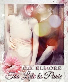 11/23/13 4.4 out of 5 stars Too Late To Panic by C.G. Elmore, http://www.amazon.com/dp/B00E79V02W/ref=cm_sw_r_pi_dp_E.vKsb0KEMB38