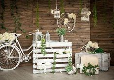 Wedding decor photo backdrop newborn background Deco Champetre, Spring Photography, Themed Photography, Photography Studios, Photography Marketing, Wedding Photo Props, Wedding Photoshoot, Photography Backdrops, Photo Backdrops