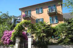 Villa Novecento Hotels, Villa, Mansions, House Styles, Home Decor, Locarno, Lawn And Garden, Switzerland, Decoration Home