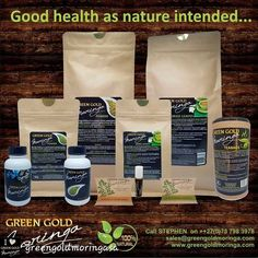 Health is Wealth – Health is Wealth – South Africa Gold N, Green And Gold, Miracle Tree, The Lives Of Others, Dry Leaf, Navel, Vitamin C, Superfoods, Health Benefits