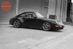 Porsche 993 Carrera 4S - last of the air cooled