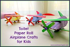 100 Best Airplane Crafts Images Day Care Bricolage Crafts For Kids
