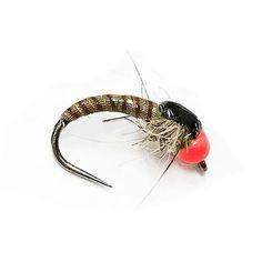 #flytying #flyfishing #hotheadnymph