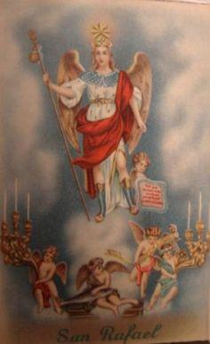 Igen köszönjük Istenünk Rafael arkangyalt ahogy több ezer más személyt kiket mellénk adtál