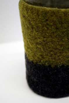felted wool cozy