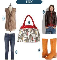 How To Wear It - Foxy