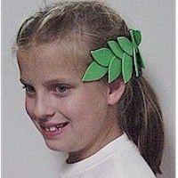 Preschool Crafts for Kids*: Olympic Laurel Wreath Crown Craft 2