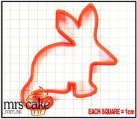 - Easter Bilby Cookie Cutter - High X 10 Cm Wide & Garden Easter Bilby, Animal Cookie Cutters, Australian Animals, Cookies, Ebay, Garden, Biscuits, Garten, Cookie Recipes