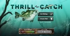 Don't forget, when fish catch bait start clicking fast on the reel, until the meter on reel starts moving, when come in green area you can catch a fish. Video Games For Kids, Kids Videos, Lake Games, Fishing Games