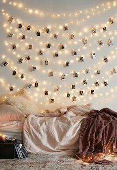 Imagen de light, room, and bedroom
