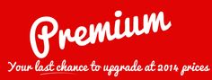 Find out about the slight pricing changes to the UnderstandingE Premium Membership and how to get your hands on the original pricing for life before the update on 1st January 2015.